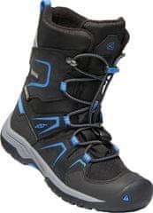 KEEN Levo Winter WP Y black/baleine blue
