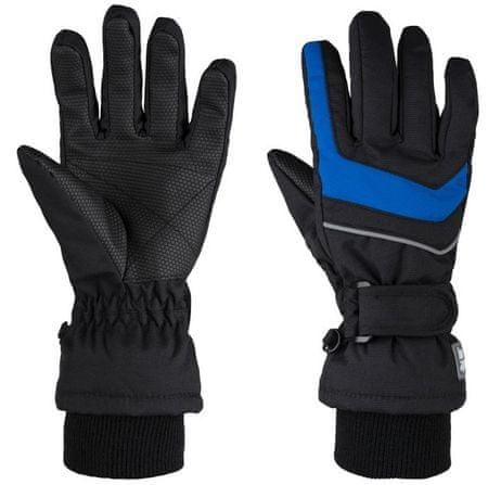 Loap otroške rokavice Renko, 6, črno modre