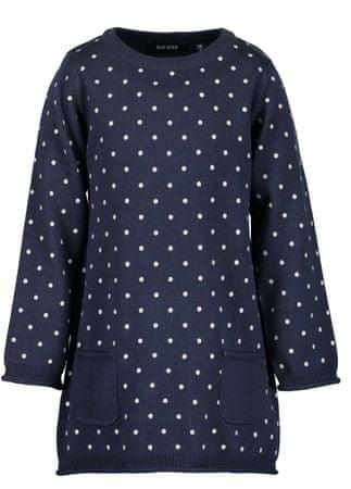 Blue Seven dívčí šaty 92 plava