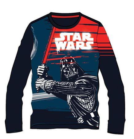 Disney by Arnetta chlapčenské tričko Star Wars 116 čierna