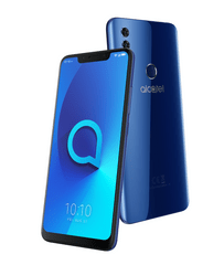 Alcatel 5V (5060D), Spectrum Blue