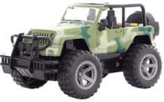 Lamps Akkumulátoros katonai Jeep