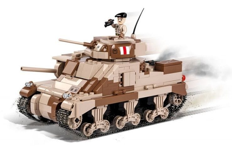 Cobi SMALL ARMY II WW M3 Grant