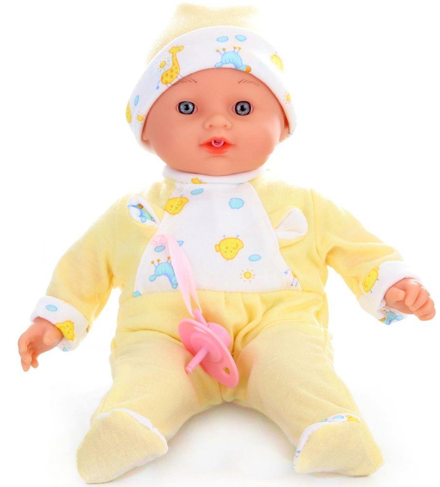 Lamps Panenka miminko brečící - žluté