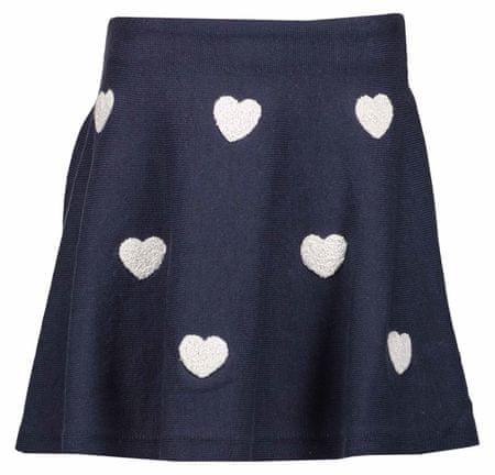 Blue Seven dívčí sukně 92 modrá