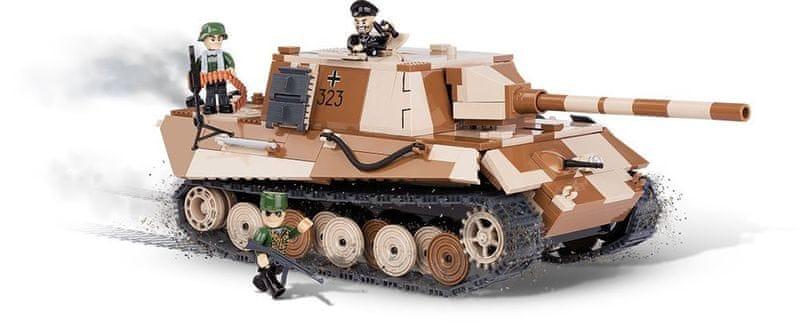 Cobi SMALL ARMY II WW Jagdpanzer VI Jagdtiger