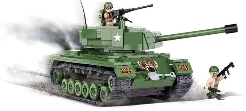 Cobi SMALL ARMY II WW M46 Patton