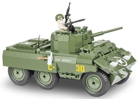 Cobi SMALL ARMY II WW M8 Greyhound