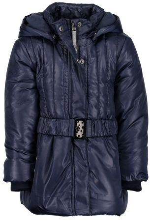 Blue Seven dievčenský kabát 92 modrá