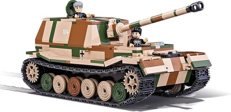 Cobi SMALL ARMY II WW Panzerjager Tiger SdKfz 184 Elefant