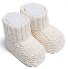 Kitikate Dětské capáčky/ponožky pletené