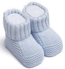 Kitikate Chlapecké capáčky/ponožky pletené