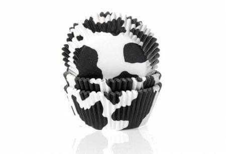 House of Marie Košíček na muffiny černá kráva
