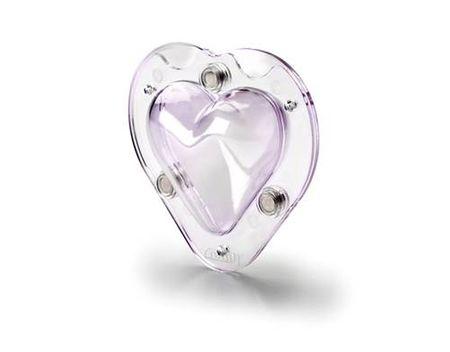 Ibili 3D forma srdce 9cm