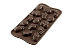 Silikomart Silikonová forma na čokoládu ovoce
