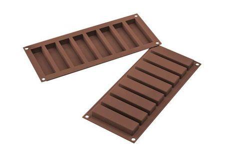 Silikomart Silikonová forma na domácí čokoládové tyčinky