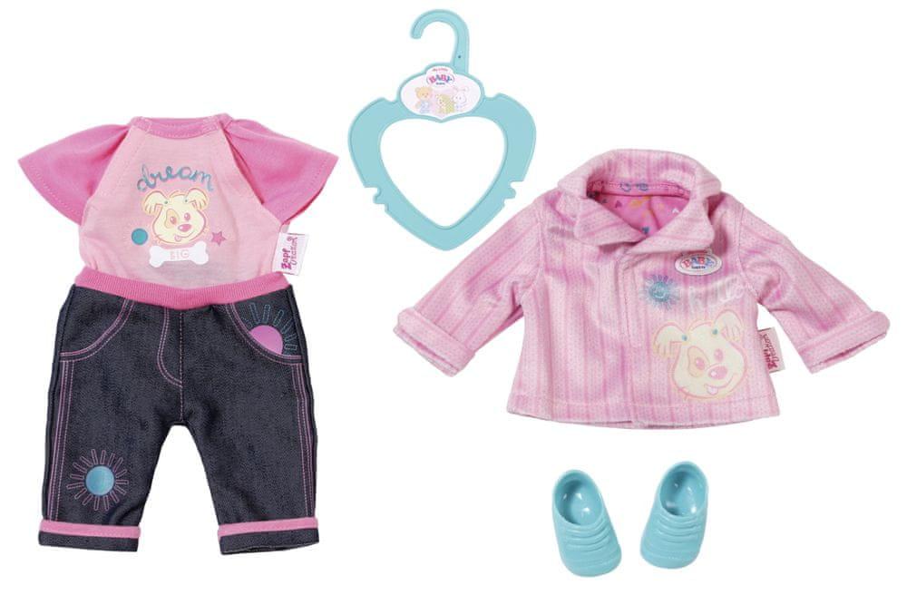 My Little Baby Born Souprava oblečení