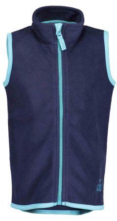 Blue Seven chlapecká fleecová vesta 92 modrá