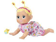 BABY born Lezúca bábika