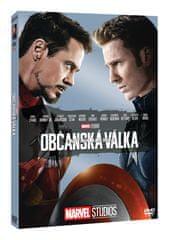 Captain America: Občanská válka   - DVD