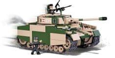 Cobi SMALL ARMY II WW Panzer IV Ausf F1/G/H (3 v 1)