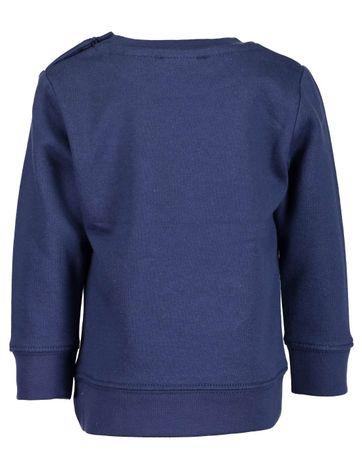Blue Seven chlapecká mikina 62 modrá - Alternativy  5082cef3c1
