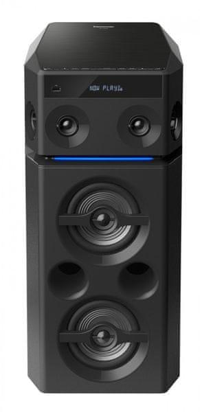 Panasonic SC-UA30E-K, černá