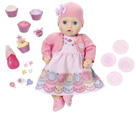 Baby Annabell lutka Praznični dan