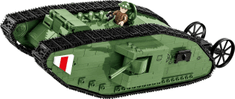 Cobi SMALL ARMY Great War Tank Mark I