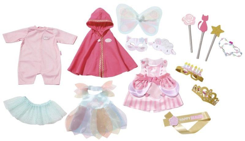 Baby Annabell Slavnostní den - sada oblečků a doplňků