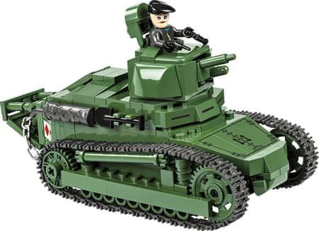 Cobi SMALL ARMY Tank Renault FT-17
