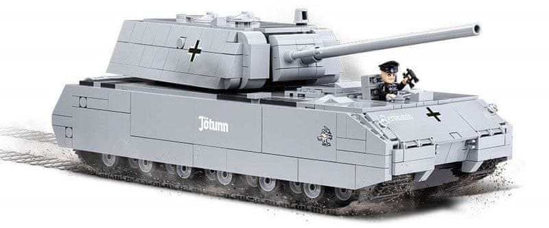Cobi World of Tanks SdKfz 205 Panzer VIII MAUS