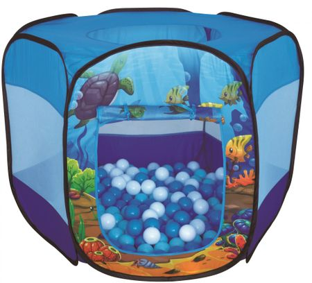 iPlay šotor s podmorskimi kroglicami