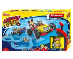 CARRERA FIRST autóverseny pálya - 63013 Mickey Racers