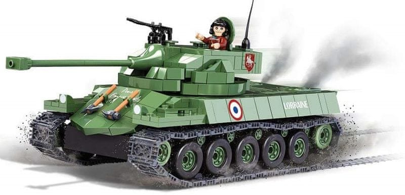 Cobi World of tanks F19 Lloraine 40T