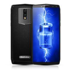 iGET Blackview pametni telefon P10000 Pro, črn + Darilo: etui