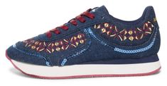 Desigual ženski supergi Galaxy Exotic Denim