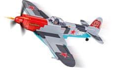 Cobi myśliwiec Small Army II WW Jakovlev JAK-3