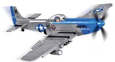 Cobi SMALL ARMY II WW P-51D Mustang