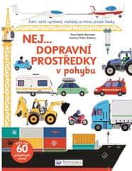 Baumann Anne-Sophie: Nej dopravní prostředky v pohybu