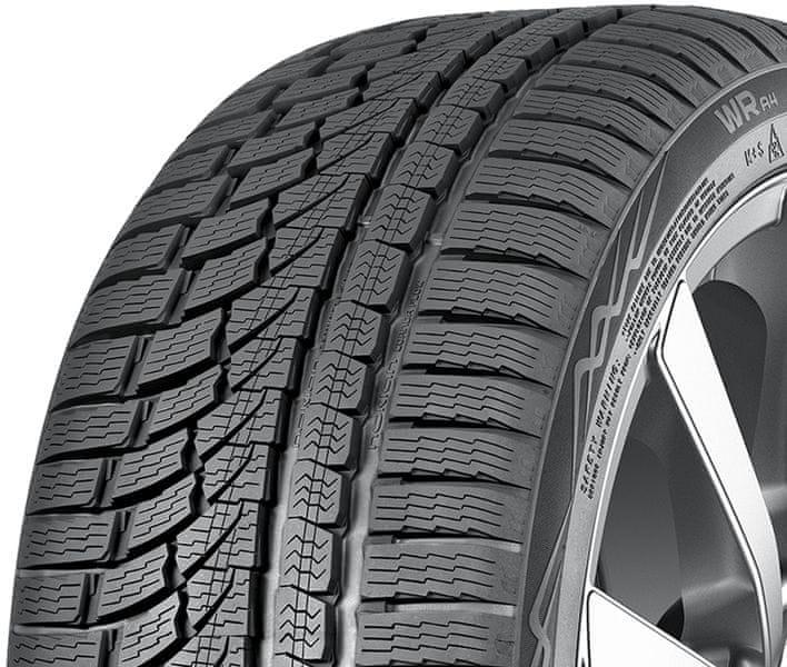 Nokian WR A4 225/50 R17 94 V - zimní pneu