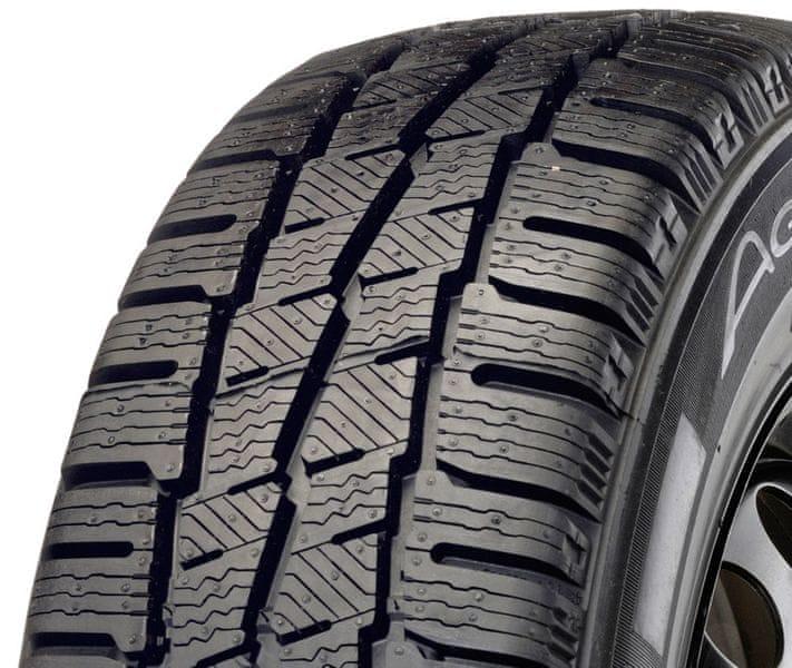 Michelin AGILIS ALPIN 225/70 R15 C 112/110 R - zimní pneu