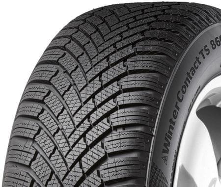 Continental WinterContact TS 860 205/55 R16 91 T - zimní pneu