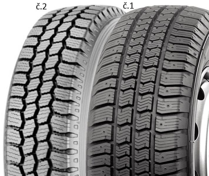 Sava TRENTA M+S 195/70 R15 C 104/102 Q - zimní pneu