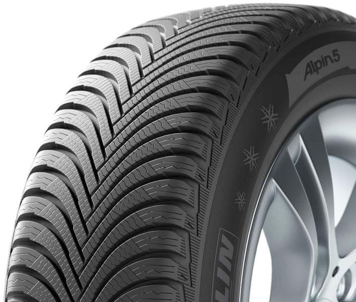 Michelin ALPIN 5 215/60 R17 100 H - zimní pneu