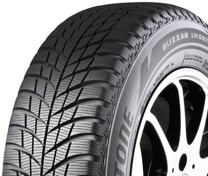 Bridgestone Blizzak LM-001 205/55 R16 91 H - zimní pneu