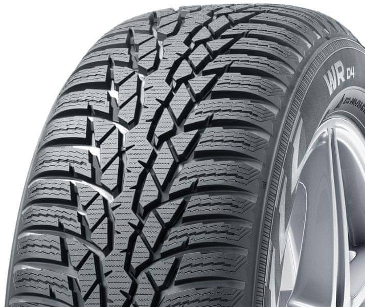 Nokian WR D4 225/50 R17 98 H - zimní pneu