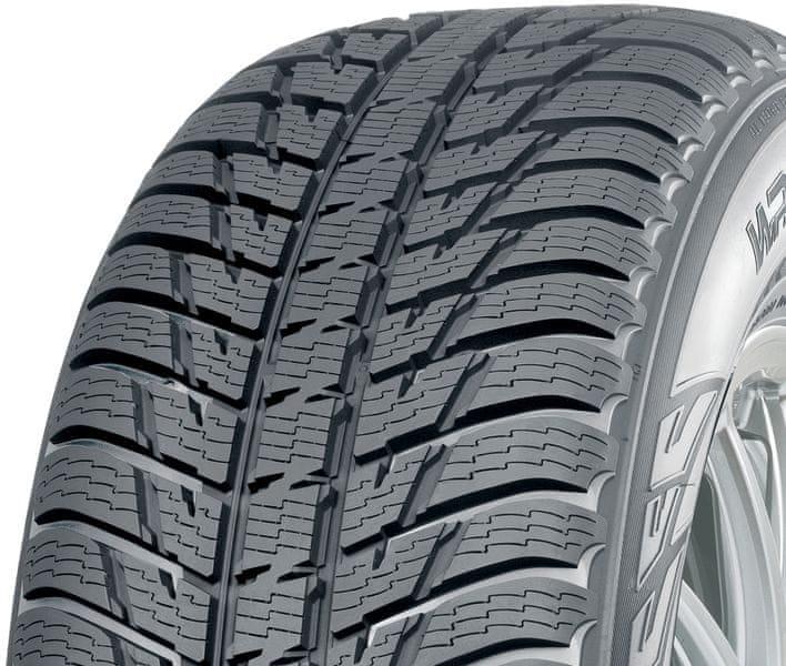 Nokian WR SUV 3 255/60 R17 106 H - zimní pneu