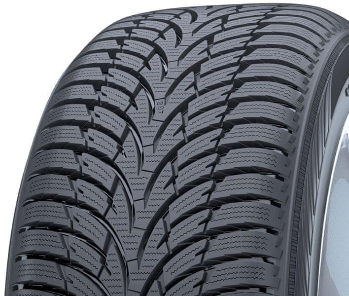 Nokian WR D3 165/70 R14 81 T - zimní pneu