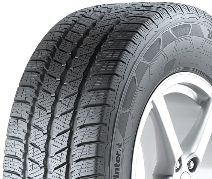 Continental VanContact Winter 195/70 R15 C 104/102 R - zimní pneu